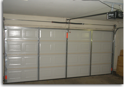 brand new garage door sales - Installing A Garage Door