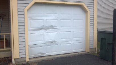 Good Available Services In Wichita. Garage Door Panel Replacement Wichita